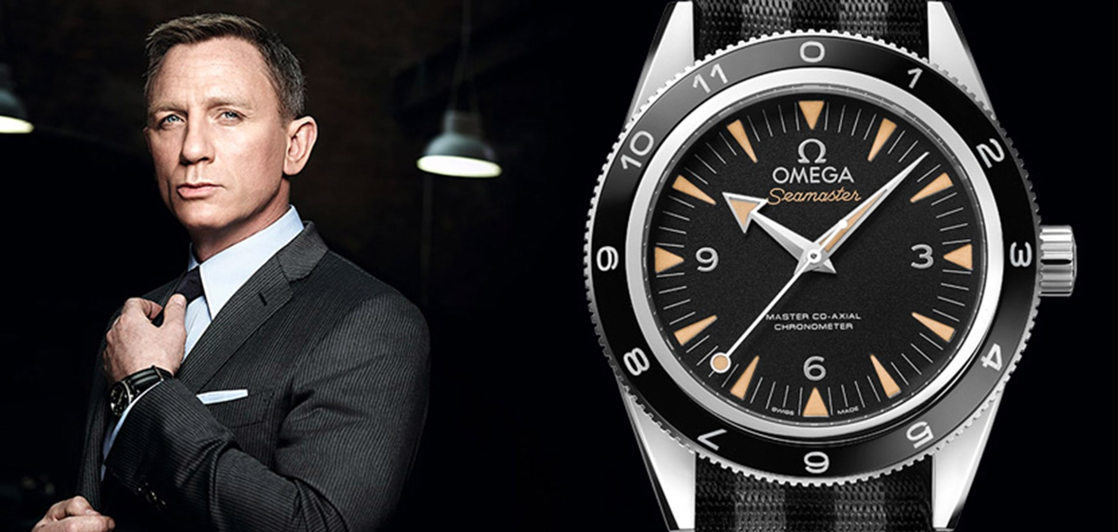 La Montre de James Bond : La Seamaster 300 by Omega