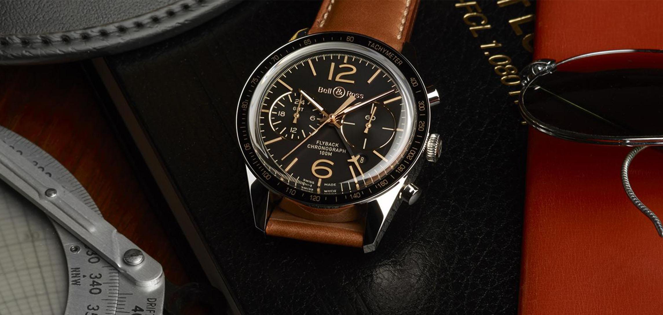 Bell & Ross : L'horlogerie au service des astronautes et pilotes !