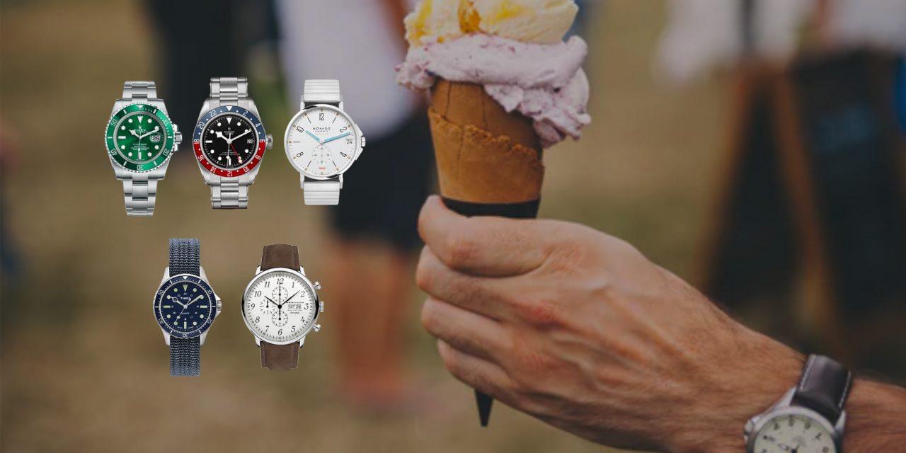 Guide : Les meilleures montres à avoir au poignet pour cet été !