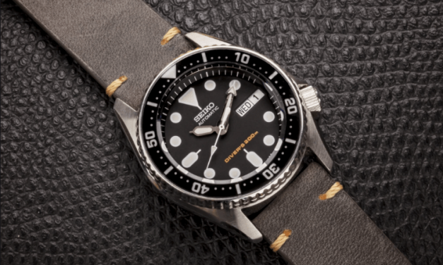 Seiko SKX013 : la montre de plongée par exellence !