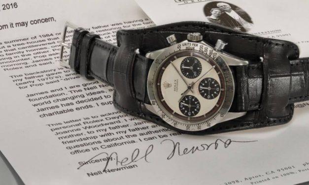 Rolex Daytona Paul Newman : La Rolex la plus mythique de l'histoire de l'horlogerie.
