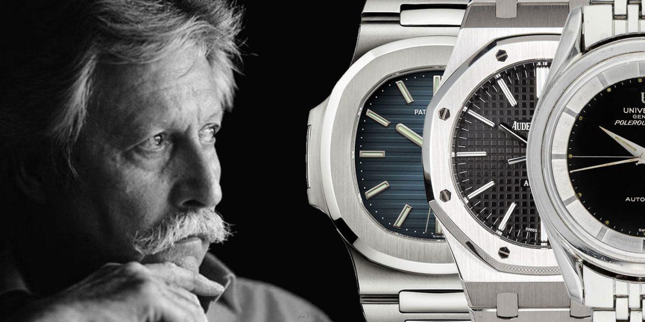 Gérald Genta : Le Designer de Génie qui se cache derrière la Royal Oak et la Nautilus