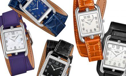 Montre Hermès Cape Cod pour Femme : Une Icône de l'Horlogerie Féminine