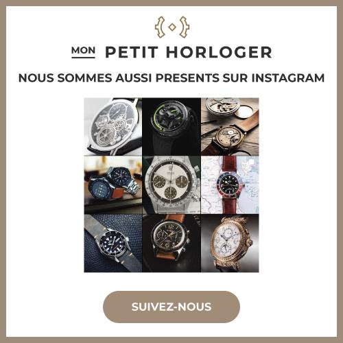 Mon petit horloger instagram
