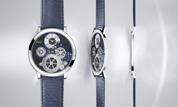 Piaget Altiplano Ultimate Concept : La Montre Mécanique la Plus Fine au Monde