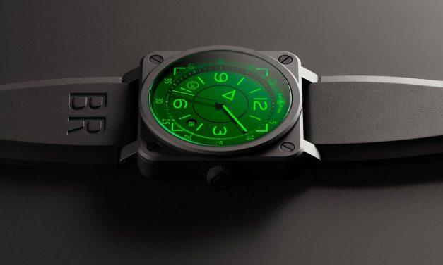 Nouvelle Bell & Ross BR03-92 HUD : Une montre d'aviateur sous un nouvel angle