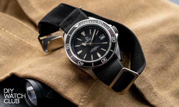 DIY Watch CLUB : Le kit d'horlogerie pour monter sa montre de A à Z