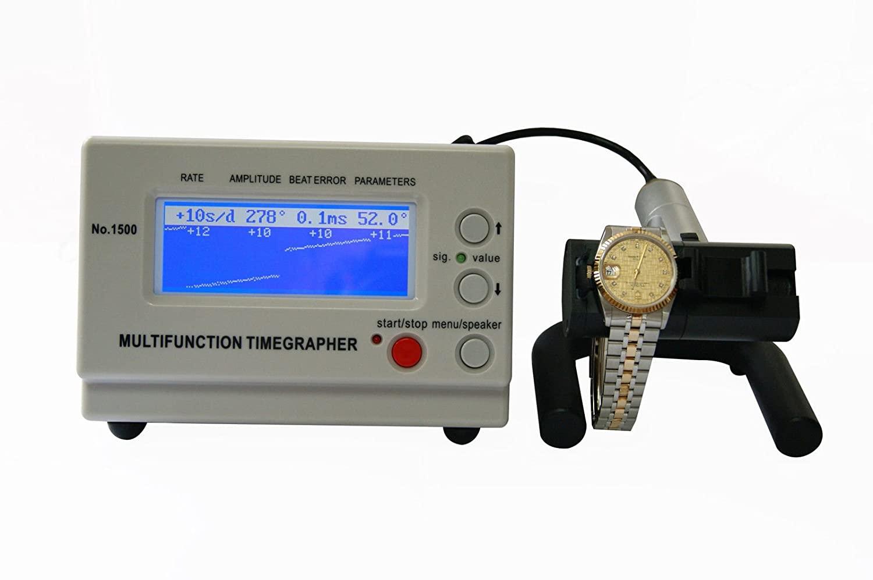 mesurer précision des montres